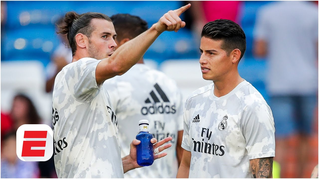 Gareth Bale & James Rodriguez set for an Everton move … Is this NONSENSE?! | Transfer Talk