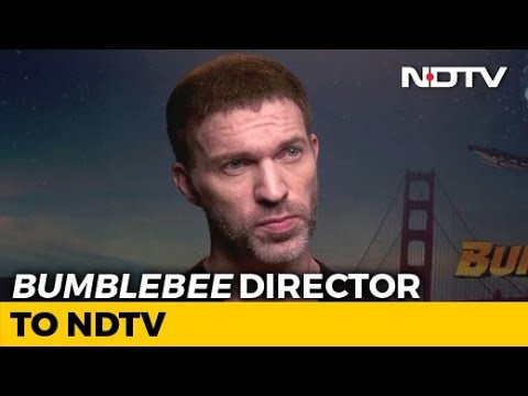 Catching Up With 'Bumblebee' Director Travis Knight