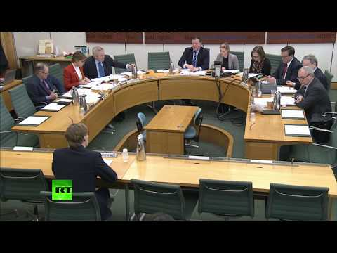 LIVE: Digital, Culture, Media and Sports Committee continue their 'fake news' inquiry