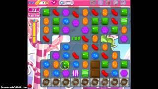 Candy Crush Saga Level 496 Walkthrough No Booster