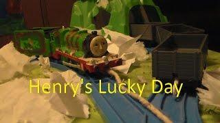 Tomy Trackmaster Henry