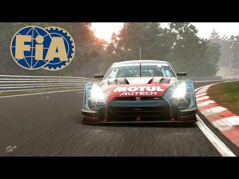 Финал Чемпионата Мира FIA - Зелёный Ад - Nürburgring Nordschleife 24h - Gran Turismo Sport thumbnail
