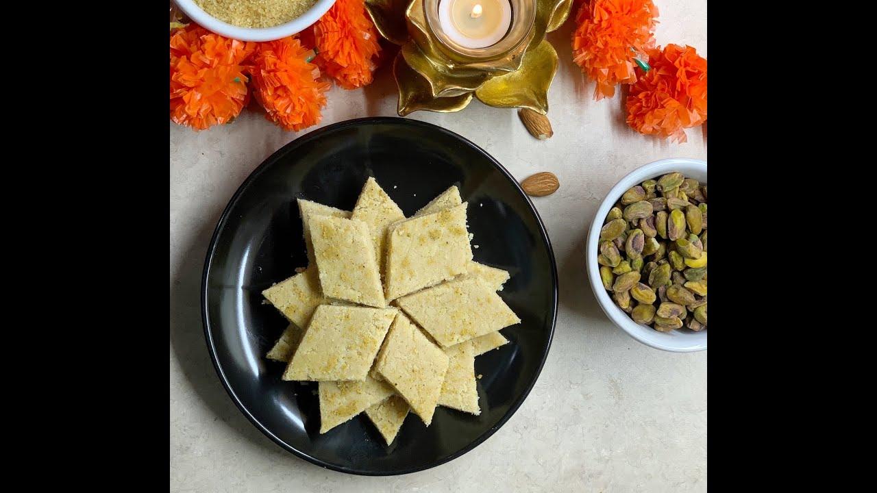 Badam Katli| Badam Barfi| Diwali sweets under 10 minutes| Instant Pot sweets | Instant Badam Katli|