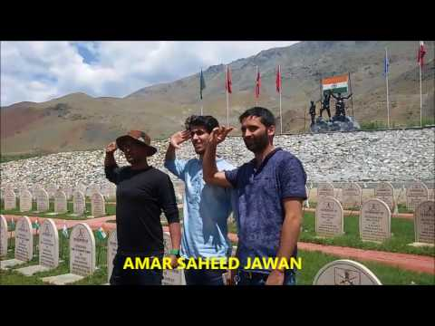 KARGIL WAR MEMORIAL(DRASS SECTOR)-2017