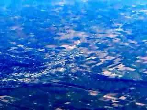 Aerial View Greeley Colorado