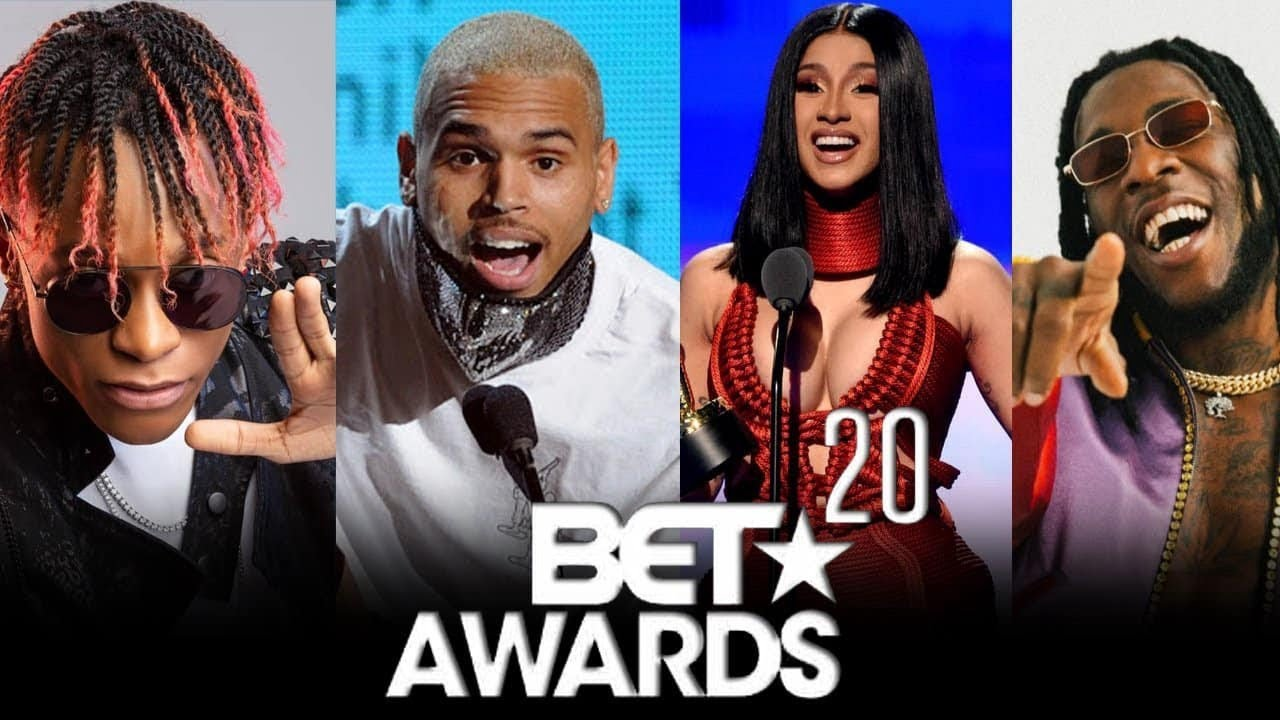 Kane Brown Makes History on the 2020 BET Awards