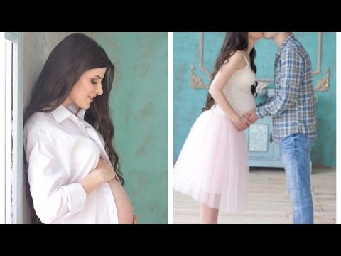 Как узнали о беременности
