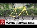 Mavic Neutral Service Bike | Tour de France 2017