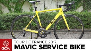 Mavic Neutral Service Bike | Tour de France 2017