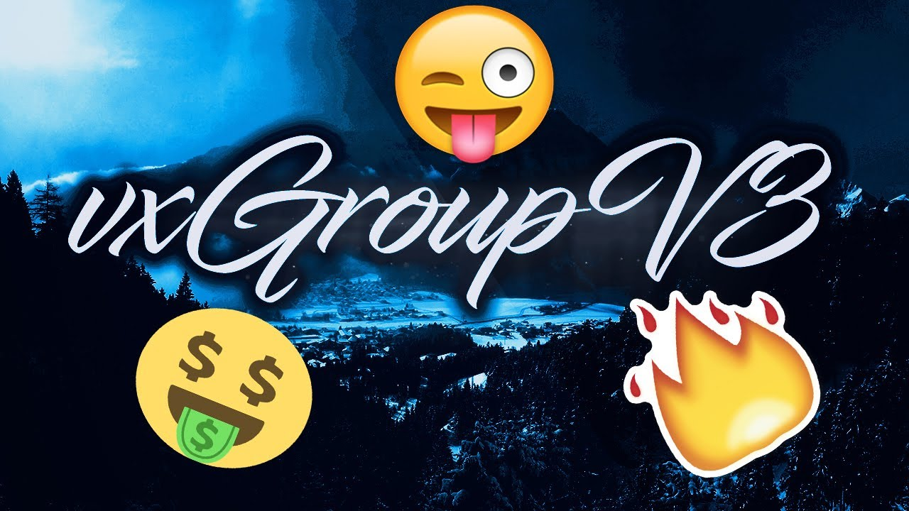 🔥 vxGroupV3/GroupFinder W/Funds 🔥