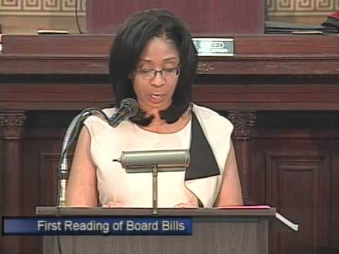 St. Louis Board of Aldermen Meeting: 1/16/15