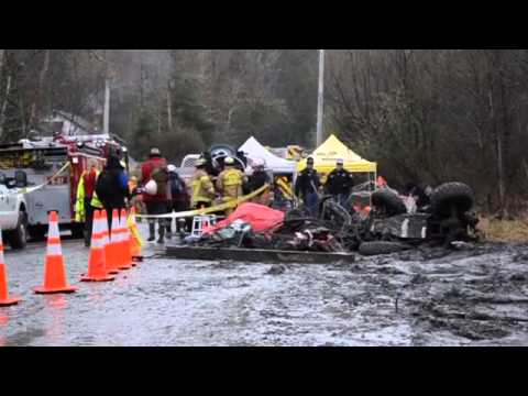 Bad weather hampers search in mudslide disaster   Watch the video   Yahoo News