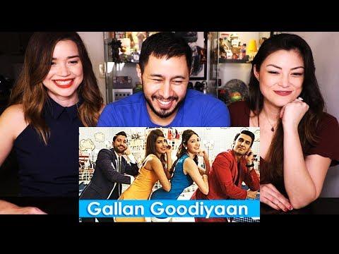 GALLAN GOODIYAN | Music Video Reaction!
