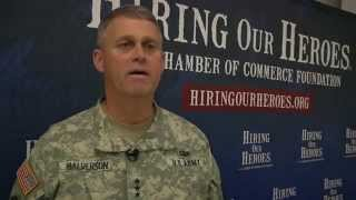 In His Own Words: Lt. Gen. David Halverson discusses the Army Home and Soldier for Life
