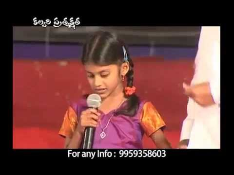 Baby Akshaya Praveen Sweet Song