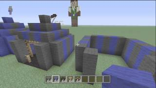 Minecraft (Xbox 360) - How To Build A Fortune Teller