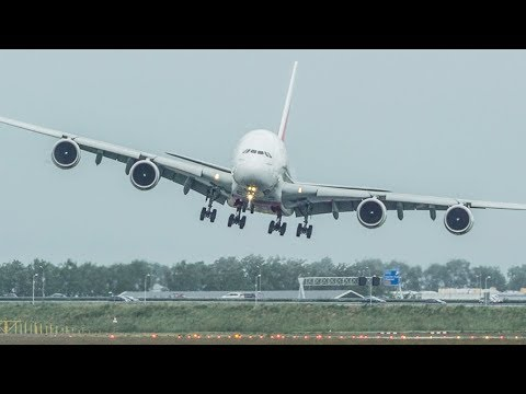 Unbelievable AIRBUS A380