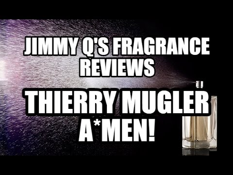 Thierry Mugler Angel Men A*Men Fragrance Review!
