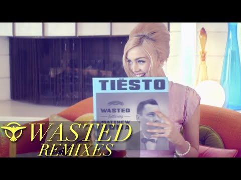 Tiësto ft. Matthew Koma - Wasted (R3hab Remix)