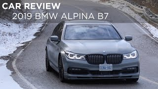 Car Review | 2019 BMW Alpina B7 | Driving.ca