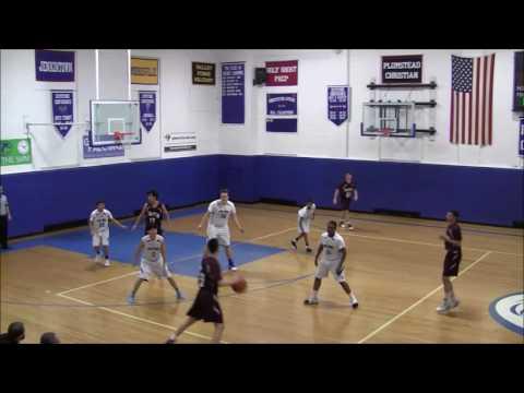 2017-01-13 Faith Christian Academy Boys JV Basketball at Phil Mont Christian Academy