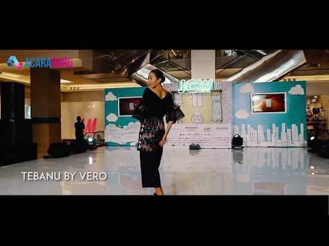 Jakarta Creative Week 2017 : Fashion Show Tebanu by Vero