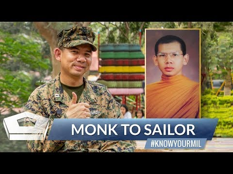 Monk to Sailor