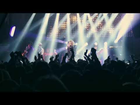Hanoi Rocks - Motorvatin (from Buried Alive live dvd, release 18th Nov 2009)