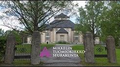Sanajumalanpalvelus su 26.4. kello 10.00, Mikkelin Pitäjänkirkko