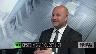 """Predator Epstein Wined & Dined with Tech Giants at """"Billionaires' Dinner"""""""