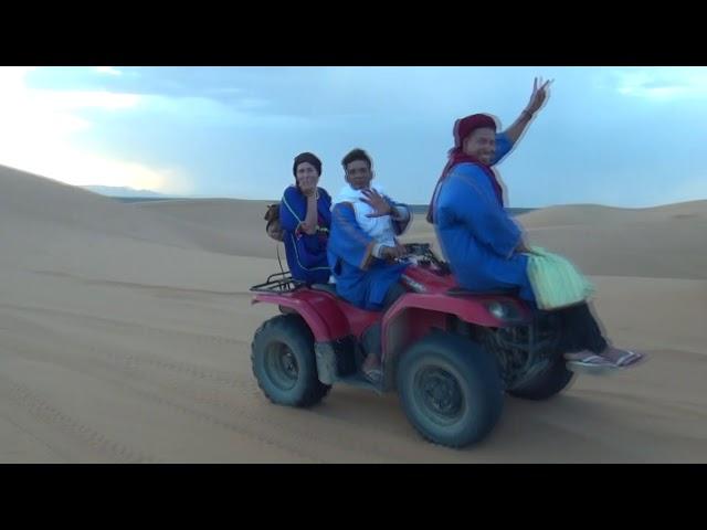 Marruecos. Fez, Marrakech, desiertos, oasis, Atlas, Dadès y mucho más mucho que contar.