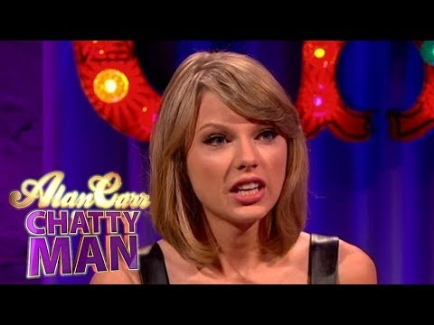 Taylor Swift - Full Interview on Alan Carr: Chatty Man