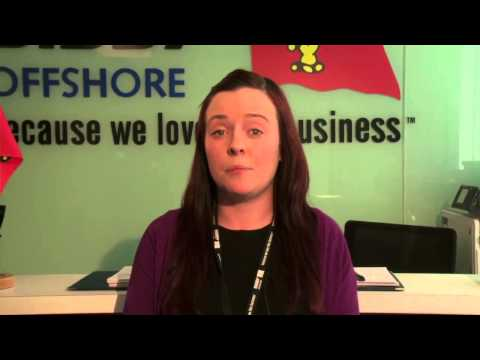 Inside Industry - Holly - Bibby Offshore - Communications and Marketing Careers