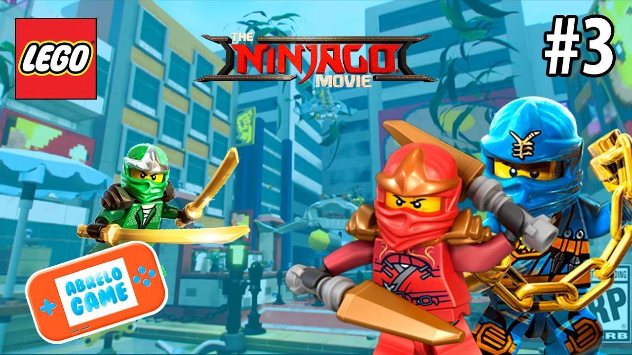 La Lego Ninjago Pelicula El Juego De Ps4 En Espanol Cap 3 Ninjago El