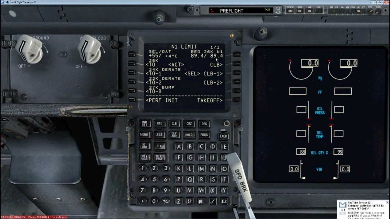 HOW TO PLAN A FLIGHT WITH FSBUILD AND TOPCAT IN FSX