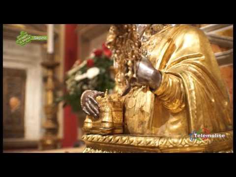 Santa Cristina e la Notte delle Campane - 02 - Sepino - Viaggio in Molise - Puntata 4500
