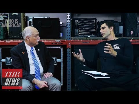 What Critics Are Saying About Sacha Baron Cohen's 'Who Is America?' | THR News