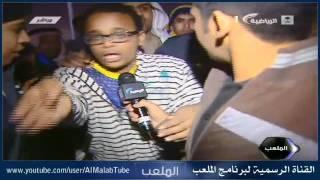 حديث جماهير الهلال والنصر بعد مباراة الديربي