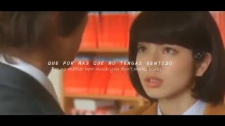 (Letra,english sub) Dime que no - Jesse y joy l OPV kinkyori renai