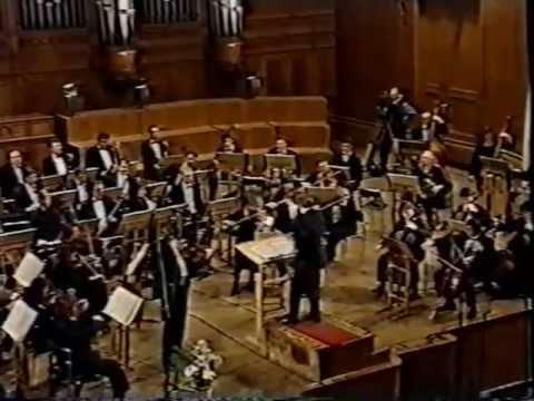 Anton Sorokow plays Glasunov Violin Concerto