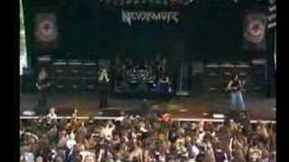 Nevermore - Who Decides (live)