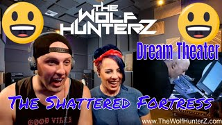 Dream Theater - The Shattered Fortress [Breaking the Fourth Wall] THE WOLF HUNTERZ Reactions
