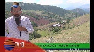 Teberik - Ali Şeker - Kayırlar Köyü Pülümür Dersim