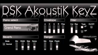 DSK AkoustiK KeyZ - Free VST