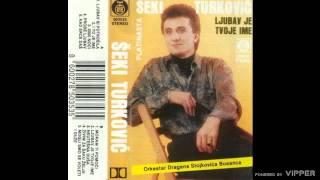Seki Turkovic - Zivim za saku zelja - (Audio 1991)