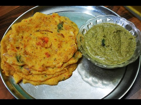 Tomato Dosa   Mint Chutney   Thakali Dosai   Puthina Chutney   Break Fast Menu - 9