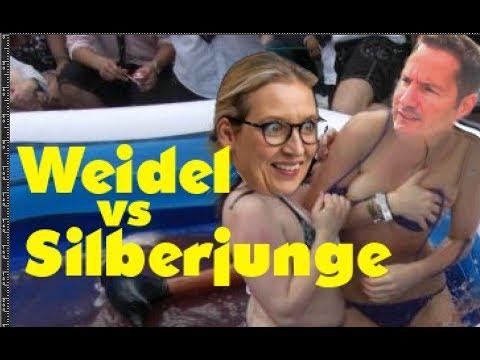 Alice Weidel vs Silberjunge - Thorsten Schulte - Unterhaltungs Satire