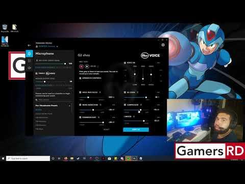 Tutorial de software Blue Vo!ce Headsets Gaming Logitech G Pro X thumbnail