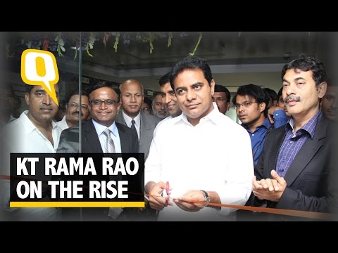 The Quint: Telangana Rashtra Samithi Turns 16, KCR's Son KTR On The Rise