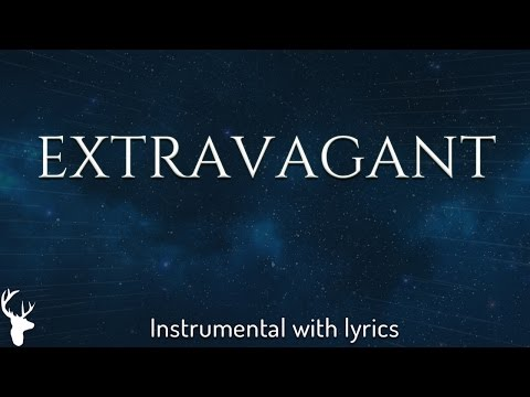 EXTRAVAGANT (Bethel Music) - Acoustic Instrumental [Piano Karaoke with Lyrics]